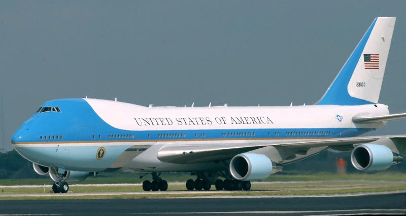 Le futur Air Force One sera un Boeing 747-8 – Air&Cosmos