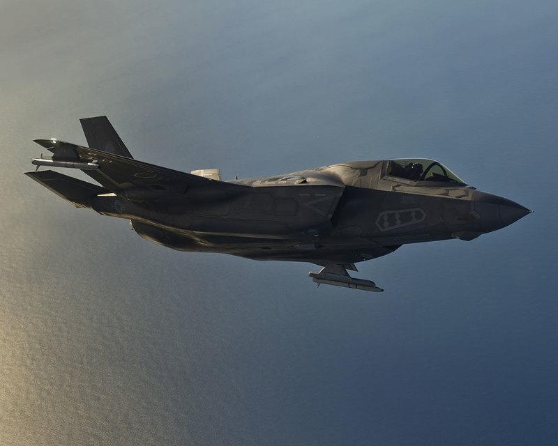 MBDA livre l'ASRAAM pour intégration sur le F-35 – Air&Cosmos