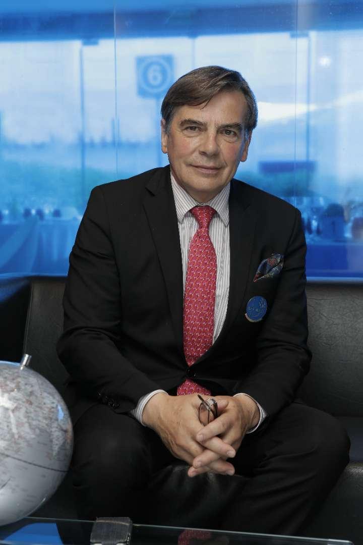 Emeric d'Arcimoles devient président de BeAM – Air&Cosmos