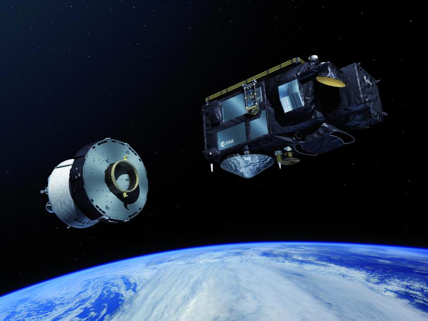 Observation de la Terre : les Sentinel se déploient – Air&Cosmos