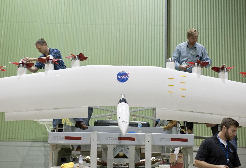 Sceptor : le projet d'avion électrique de la Nasa – Air&Cosmos