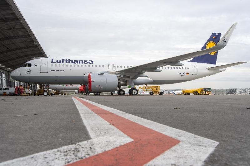 Lufthansa officialise l'arrivée de l'A320neo d'Airbus – Air&Cosmos