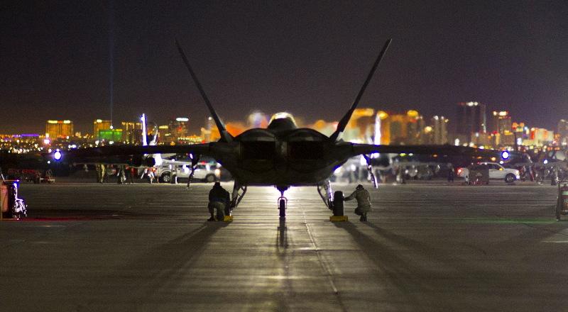 La Chine capable de détecter le F-22? – Air&Cosmos