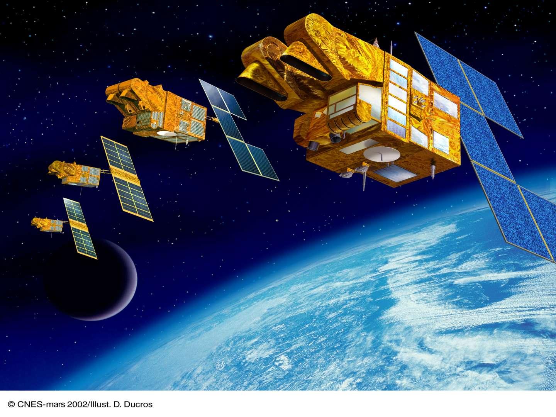 De SPOT à Pléiades: retour sur 30 ans d'observation optique de la Terre – Air&Cosmos