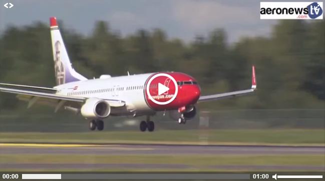 [VIDEO] Ces avions qui ont «la bosse du net» sur leur fuselage – L'Usine de l'Aéro
