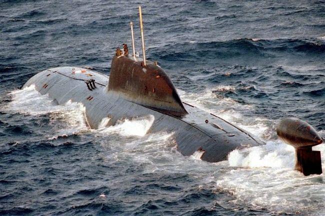 La France aurait repéré un sous-marin nucléaire russe dans le Golfe de Gascogne – L'Usine de l'Aéro