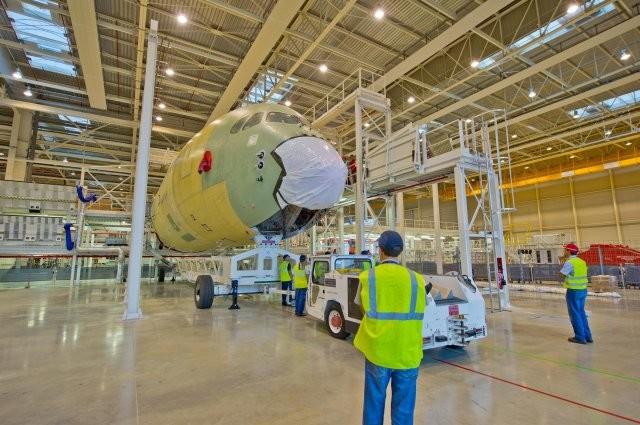 A350 : Airbus confiant sur les 50 livraisons en 2016 – Air&Cosmos