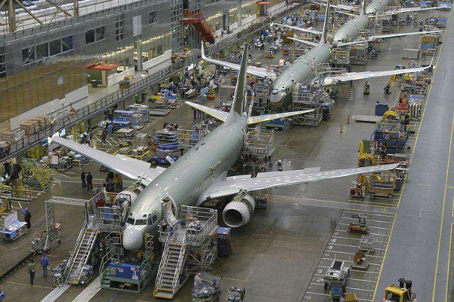 Boeing pourrait supprimer jusqu'à 8000 postes cette année – L'Usine de l'Aéro
