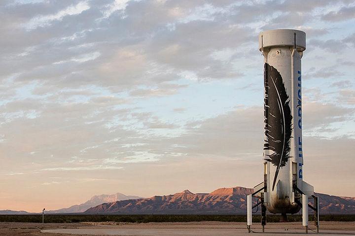 [Vidéo] Blue Origin réussit un troisième lancement avec la même fusée – L'Usine de l'Aéro