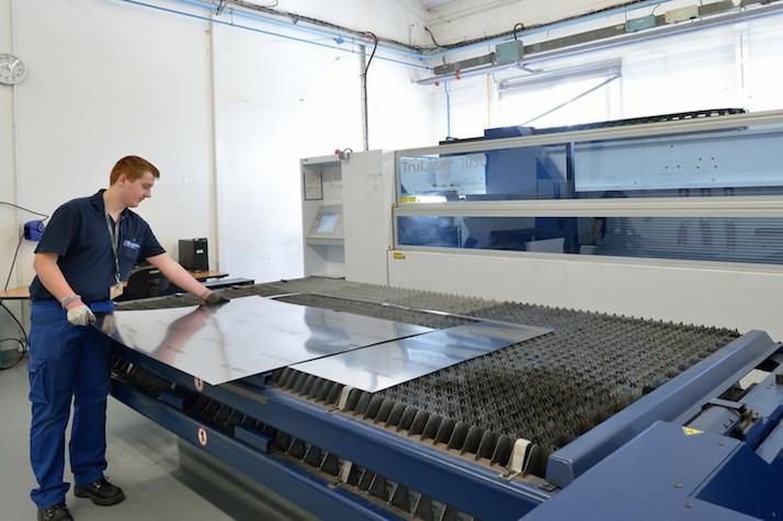 Aircelle – Démarrage de la fabrication des tuyères en titane du futur Boeing 777X