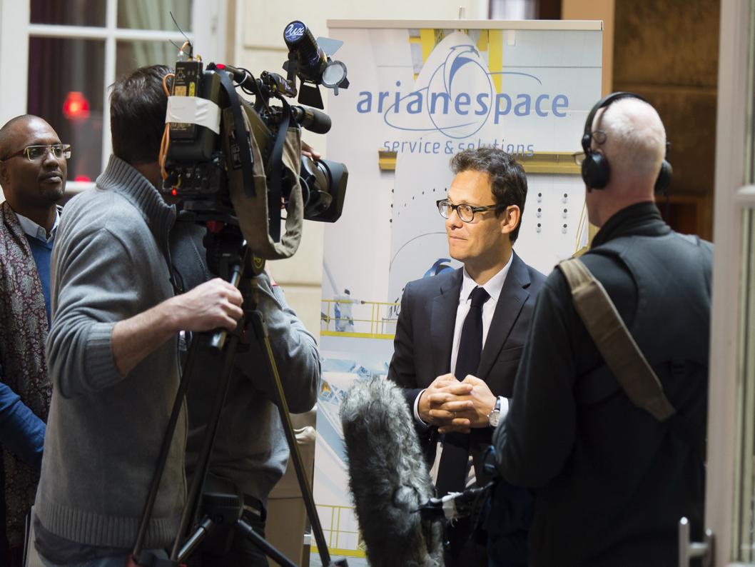 Arianespace se réorganise pour être plus efficace – Air&Cosmos