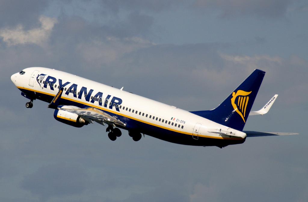SM Aéroport de Deauville-Normandie – RYANAIR : échappée à l'anglaise en vol régulier