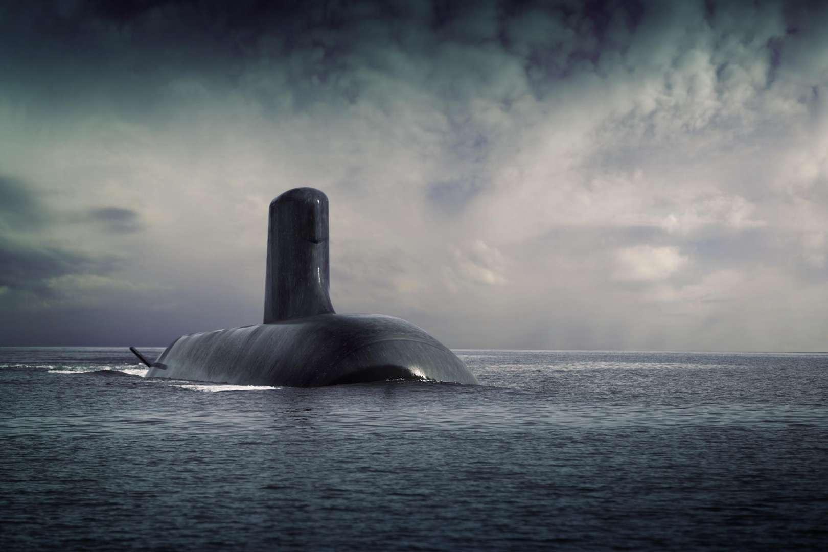 DCNS Cherbourg «centre nerveux» du programme de conception de sous-marins pour l'Australie