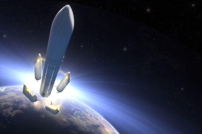 Première revue de définition d'Ariane 6 – Air&Cosmos