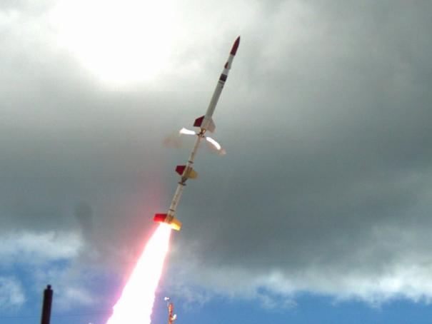 Hifire atteint Mach 7,5 – Air&Cosmos