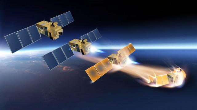 Débris spatiaux : Airbus Defence and Space va diriger le programme TeSeR – Air&Cosmos