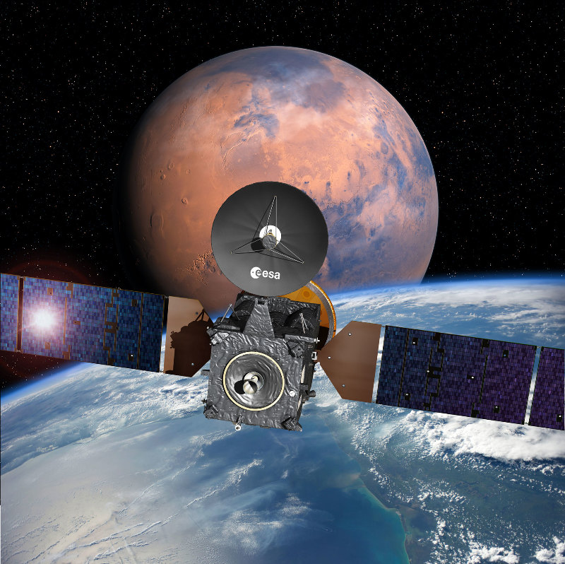 ExoMars : tout est nominal à bord – Air&Cosmos