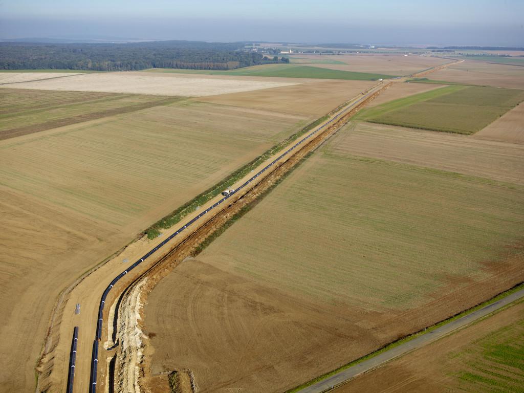 GRT gaz challenges open innovation N°2 – Mesurer à distance la température au sol à proximité des canalisations