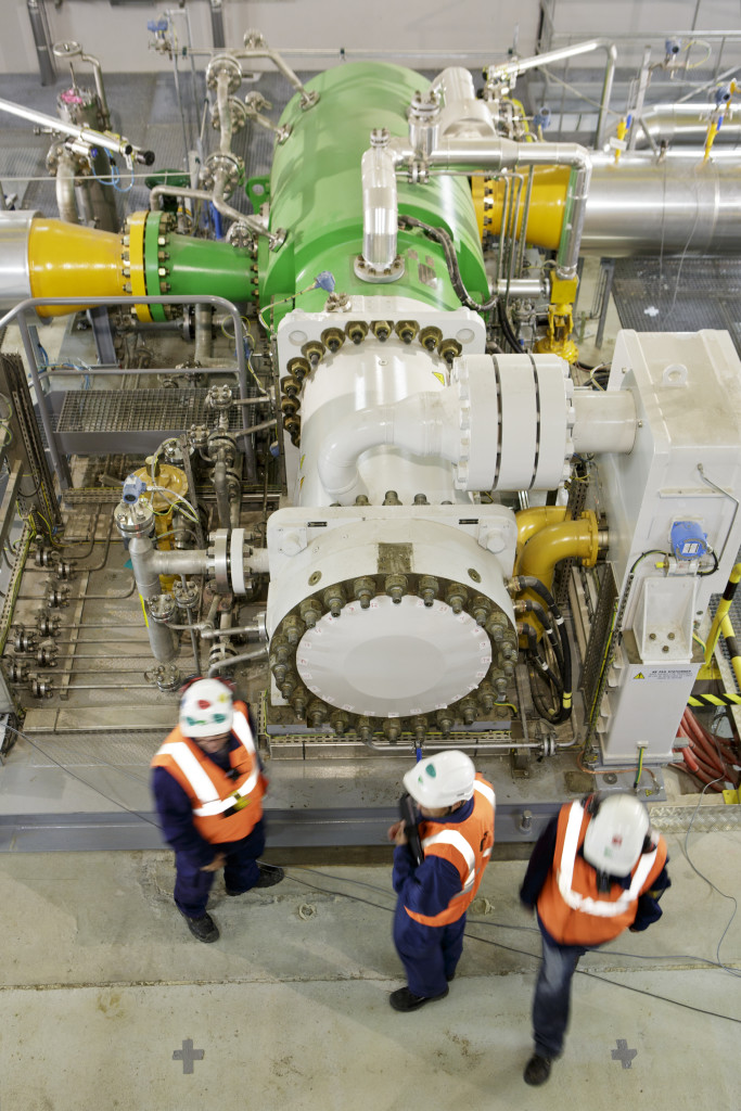 GRT gaz challenges open innovation N°4 – LIMITER LA CONDENSATION D'HYDROCARBURES DANS LES COMPRESSEURS