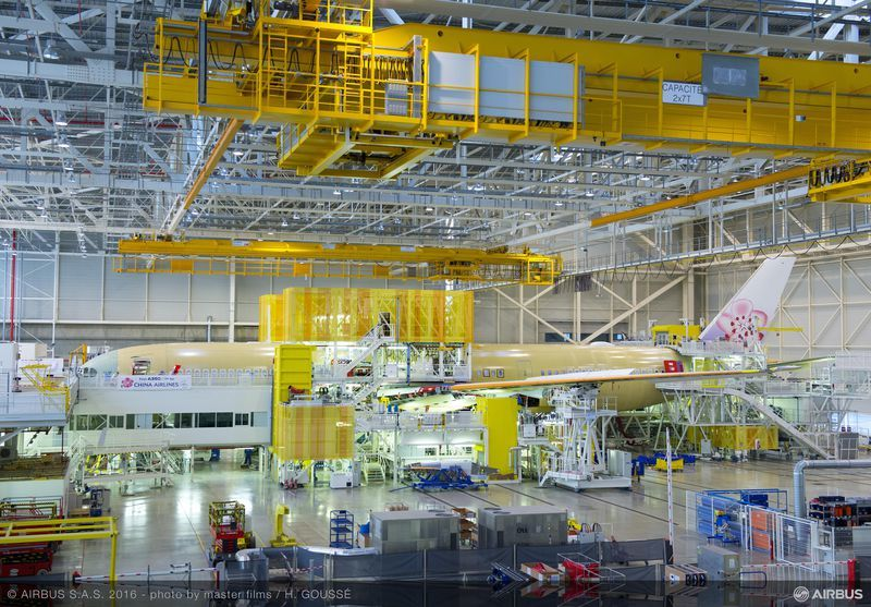 L'été sera chaud pour Airbus sur A350 et A320neo – Air&Cosmos