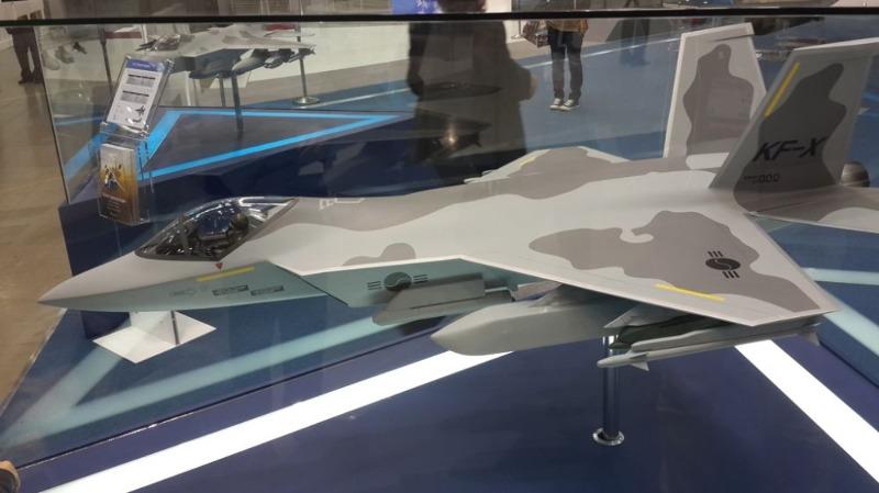 Thales sera sur le futur chasseur sud-coréen KF-X – Air&Cosmos