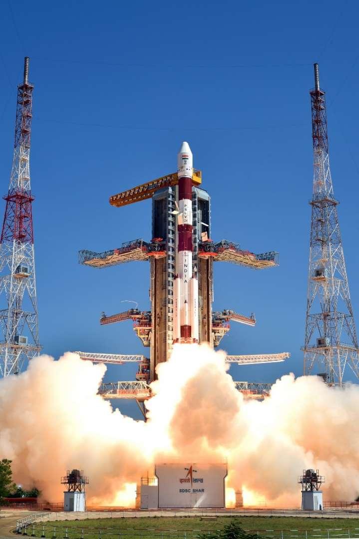L'Inde lance vingt satellites d'un coup – Air&Cosmos