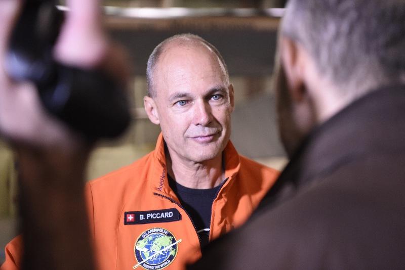 Solar Impulse a traversé l'océan Atlantique – Air&Cosmos
