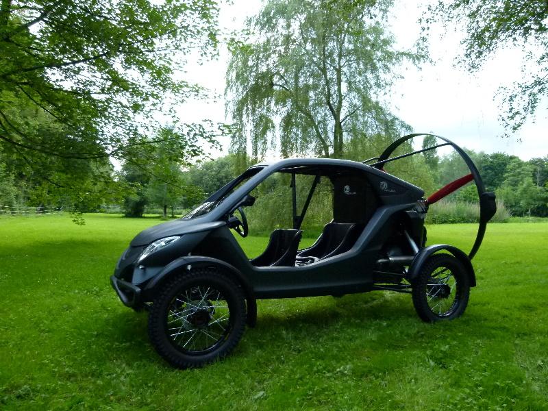 Eurosatory: Le buggy volant fait le buzz ! – Air&Cosmos