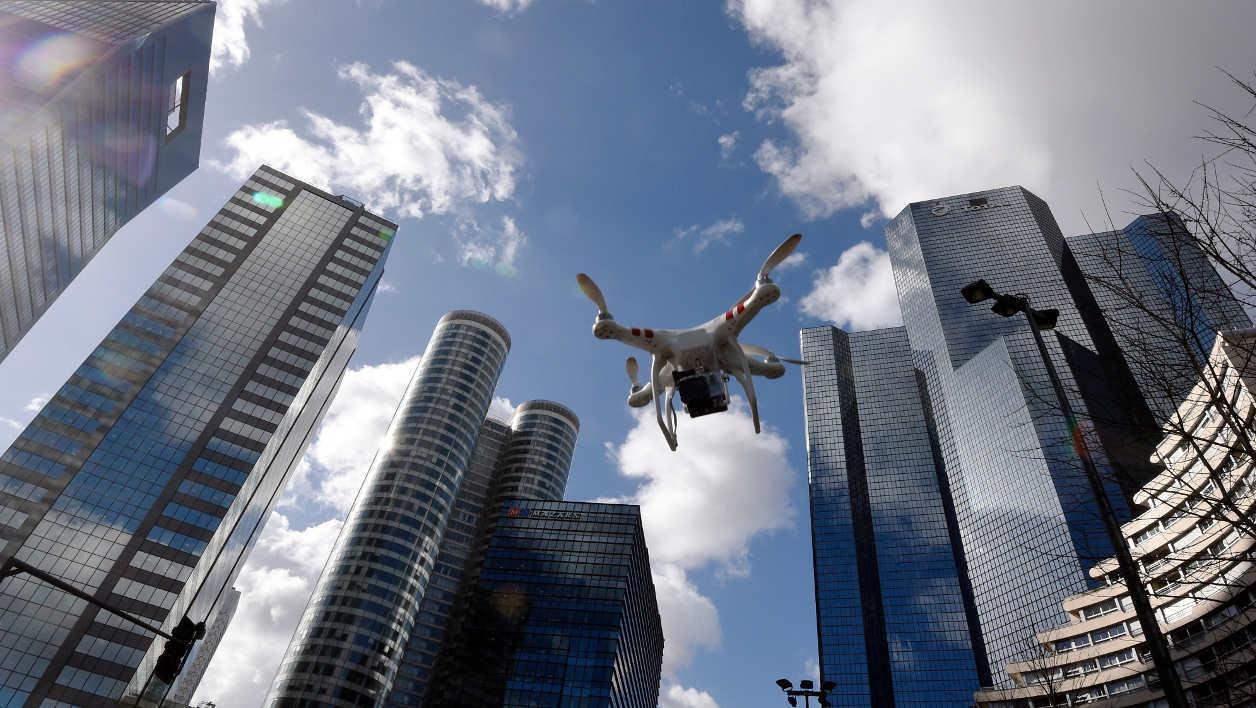 Euro 2016 : comment nos stades sont protégés d'une attaque de drone