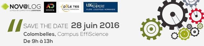 Les objets connectés révolutionnent la supply chain – 28 juin – Caen – Inscrivez-vous !