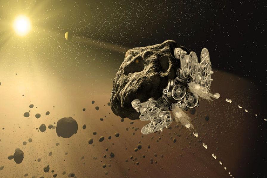 La Nasa veut transformer un astéroïde en vaisseau spatial grâce à l'impression 3D Témoignez : sous-traitants de l'aéronautique, profitez-vous vraiment de la croissance du secteur ?
