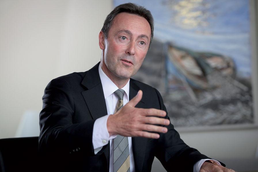 Fabrice Brégier, le patron d'Airbus, toujours en rogne contre Zodiac