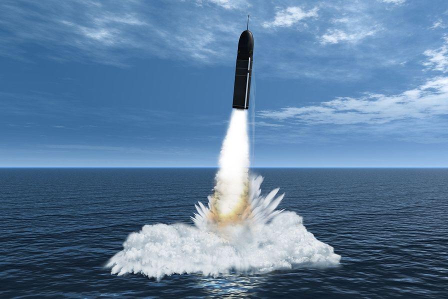 Un nouvel essai, au large du Finistère, pour le missile nucléaire français M51