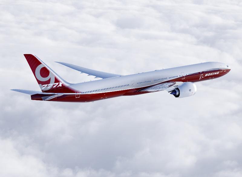 Boeing plancherait sur une version surdimensionnée du B777 pour concurrencer l'A380 – Air&Cosmos
