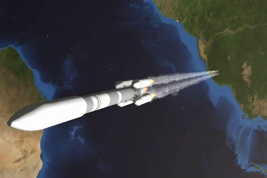 La coentreprise Airbus Safran Launchers parée à faire décoller Ariane 6 en 2020