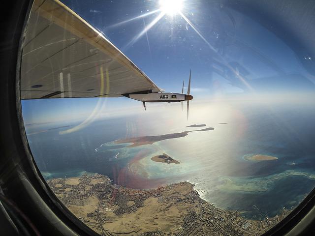 Solar Impulse a fait le tour du monde – Air&Cosmos