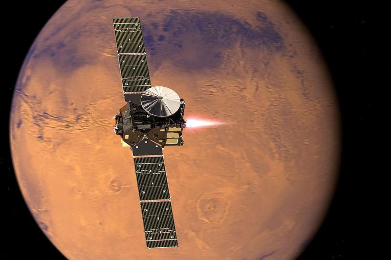 ExoMars vise Mars – Air&Cosmos