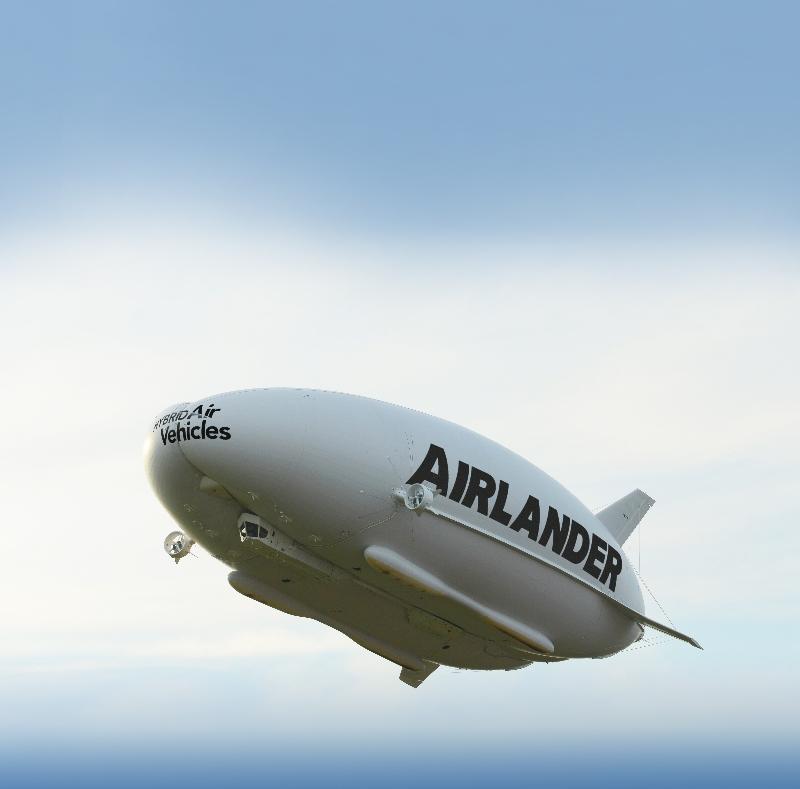 L'Airlander 10 se «crashe» au ralenti lors de son atterrissage – Air&Cosmos
