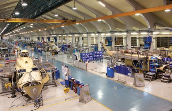 Vers un site de production AgustaWestland en Algérie ? – Air&Cosmos