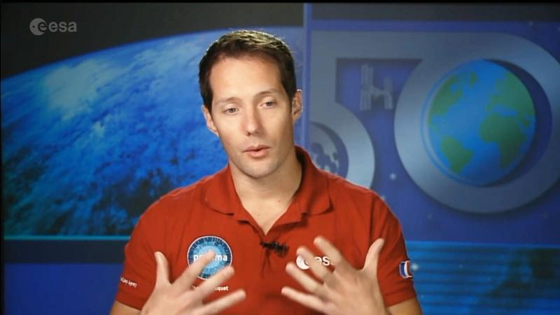 L'entraînement s'achève à Houston pour Thomas Pesquet – Air&Cosmos