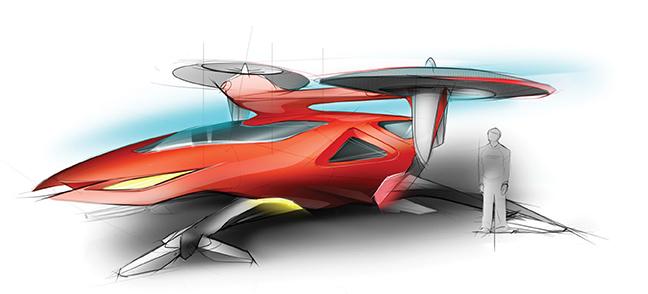 Boeing travaille aussi sur des projets de multicoptères – Air&Cosmos