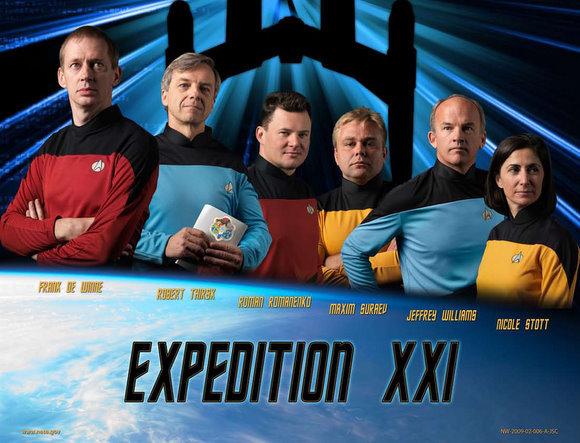 Star Trek, source d'inspiration des astronautes, a 50 ans – Air&Cosmos