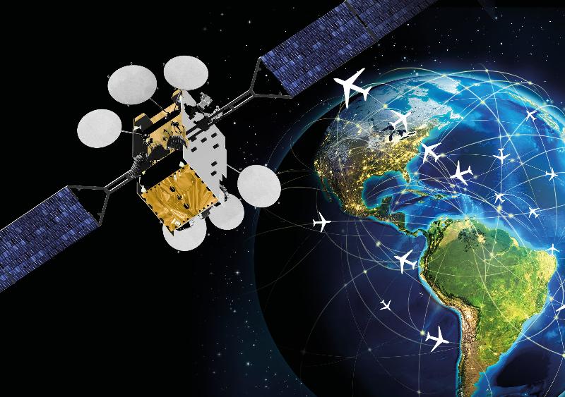 Wifi à bord des avions : Thales et SES dévoilent FlytLIVE – Air&Cosmos