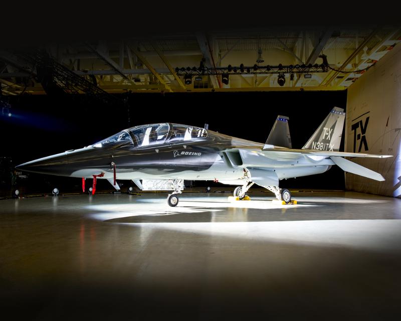 Boeing révèle sa version du T-X – Air&Cosmos