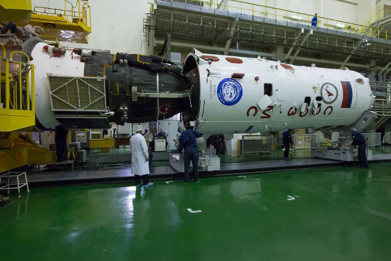 La panne du Soyouz MS-02 identifiée – Air&Cosmos