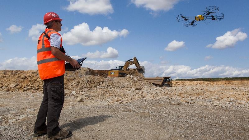 Drones : l'américain Airware rachète Redbird – Air&Cosmos