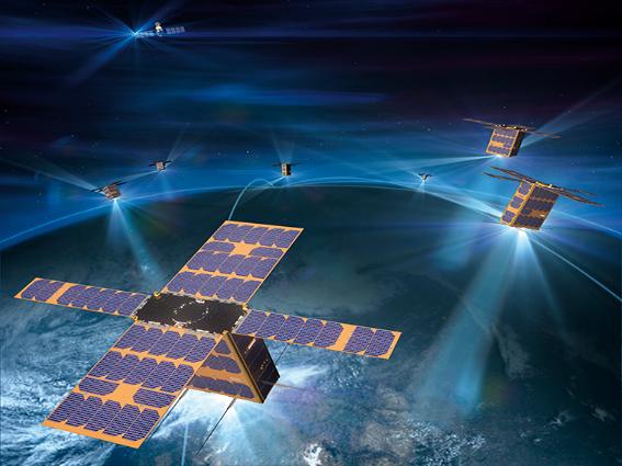 Nanosatellites : une filière à structurer et à financer – Air&Cosmos