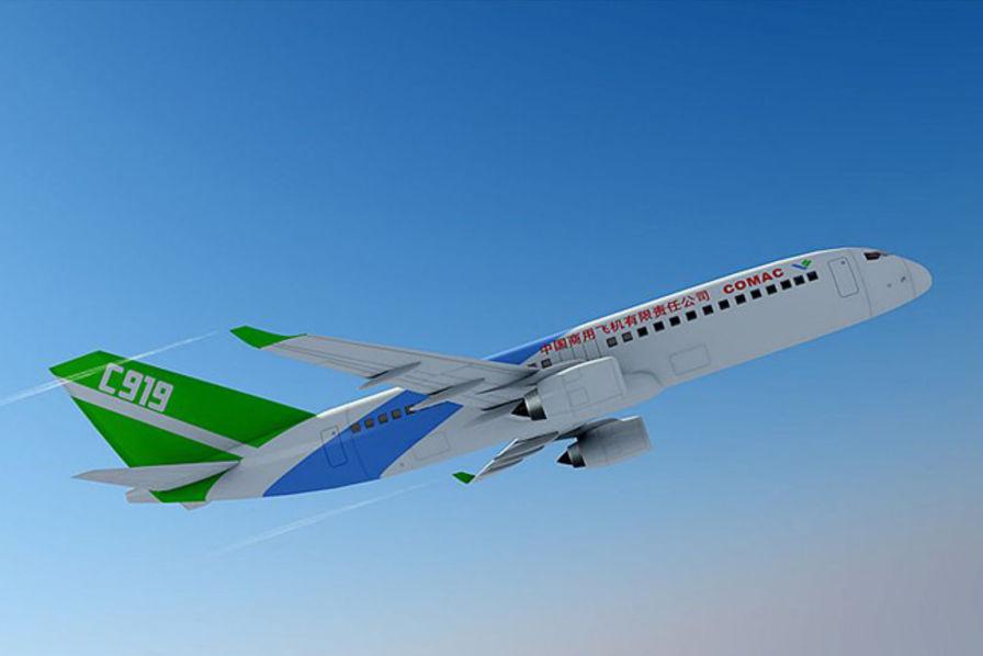 L'aéronautique chinoise se voit en haut de l'affiche