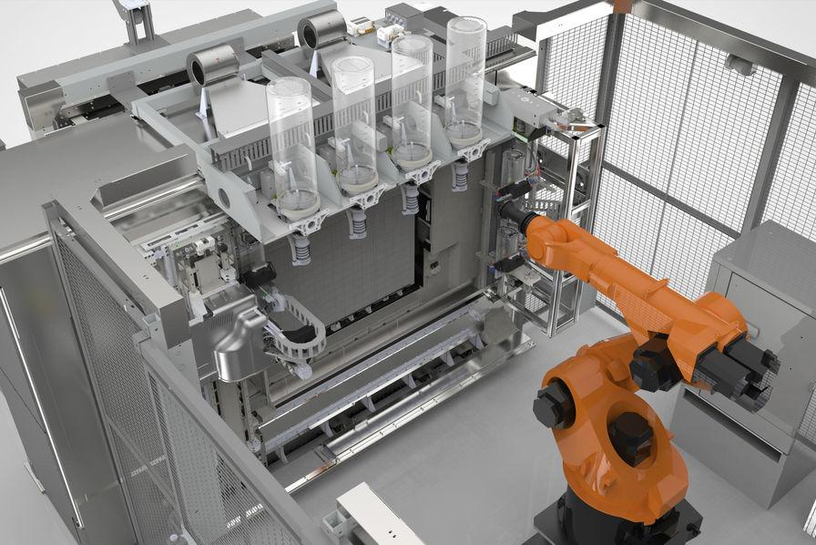 Stratasys dévoile deux prototypes d'imprimantes industrielles grand format – Plasturgie