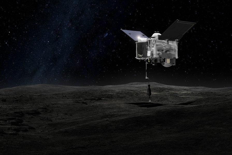 La mission Osiris-Rex de la Nasa décolle vers l'astéroïde Bennu